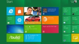 Windows 8 Metro Start Screen