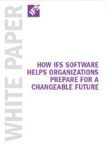 business agility whitepaper ERP for a changeable future