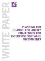 business agility whitepaper enterprise resource planning (ERP)