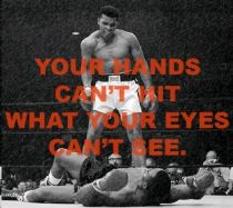 Business agility lesson from Mohammad Ali