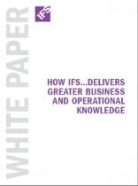 ifs for operational knowledge business agility