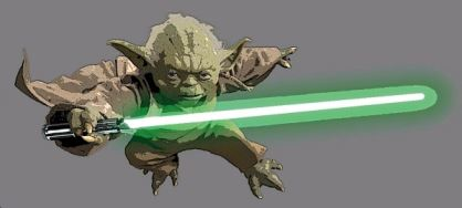 Yoda, business agility expert