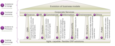 Corporate services structure orig