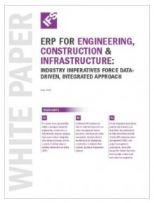 Software Selection for Engineering, Construction & Contracting