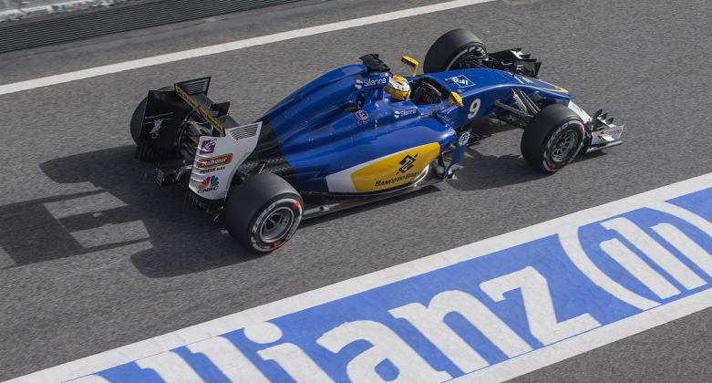 Sauber F1 Team proves that speed and environmental responsibility can coexist
