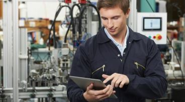 Advanced analytics for industrial manufacturing