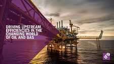 Driving upstream efficiencies in the changing world of oil and gas eBook