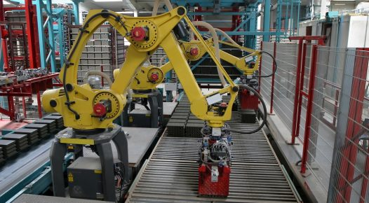 How the manufacturing industry is using technology to increase efficiency