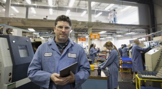 Q&A: Why manufacturers are moving to service-based business models