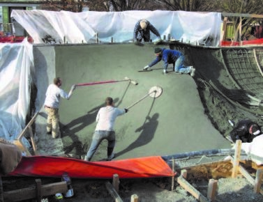 Tony Hawk Foundation Skate Park