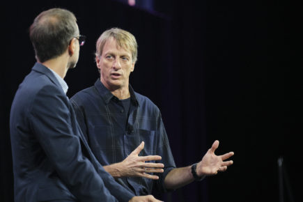 Tony Hawk at IFS World Conference 2019