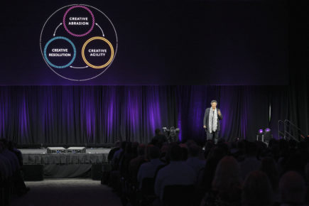 Linda Hill at IFS World Conference