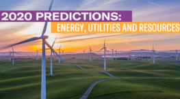 2020 Energy and Utilities Predictions