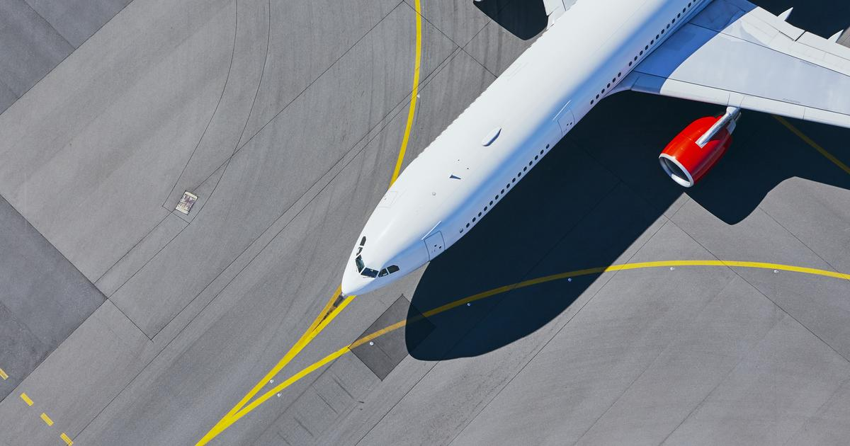 commercial aviation in 2021